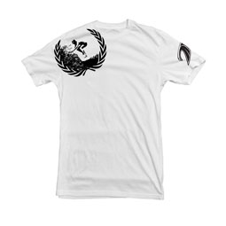 OG Wreath t-shirt in white